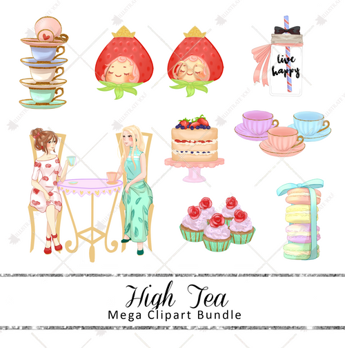 Mega Pack - High Tea