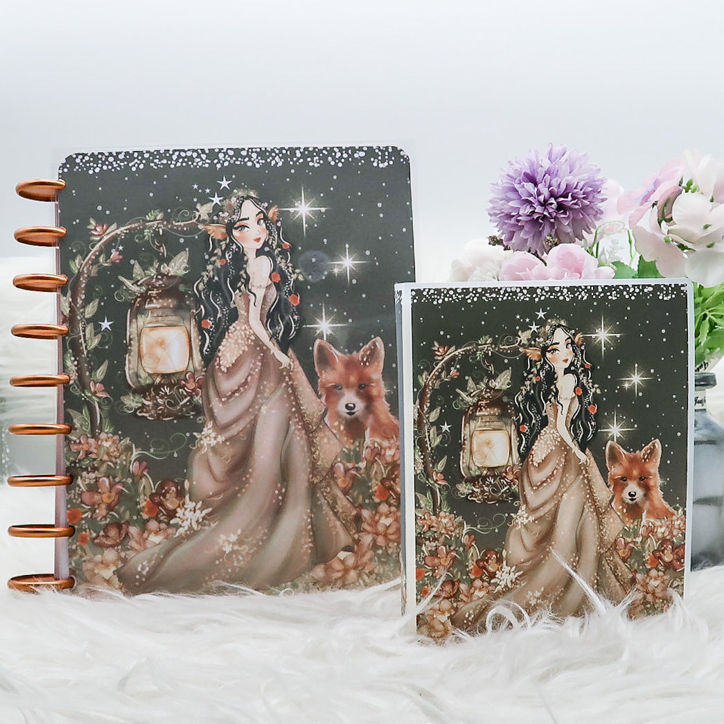 7x9 Disc Planner (Jumbo Bella) - Woodlands