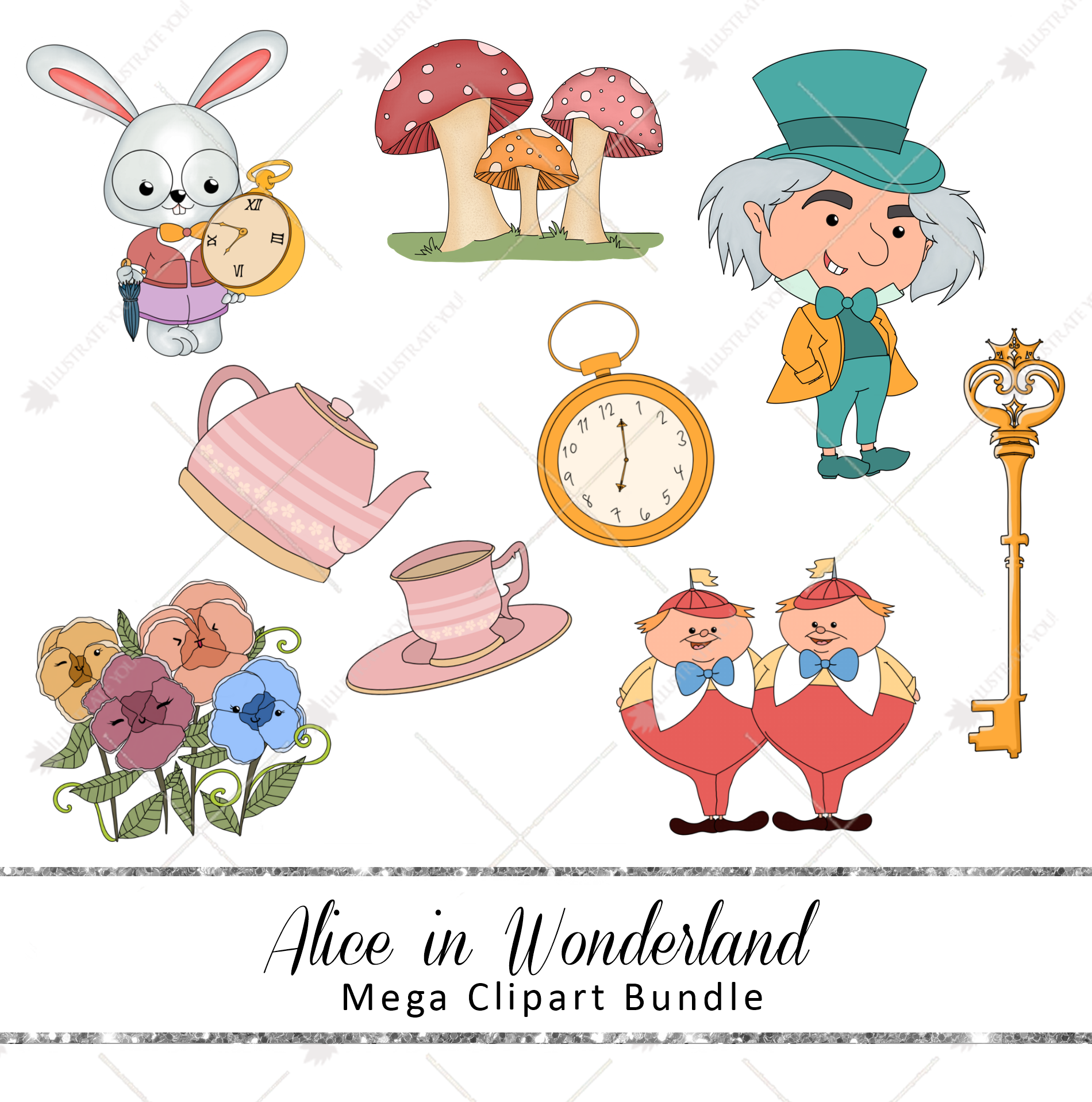 Mega Pack - Alice