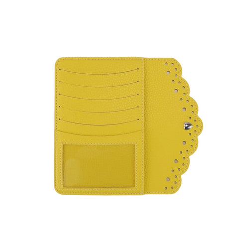 B6 Bella Wallet Insert - Sunshine