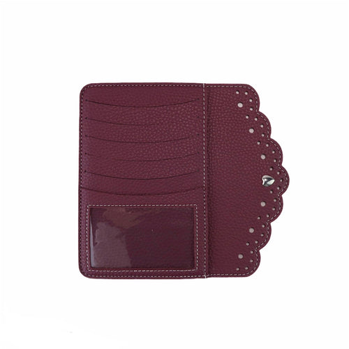 B6 Bella Wallet Insert - Berry Pop