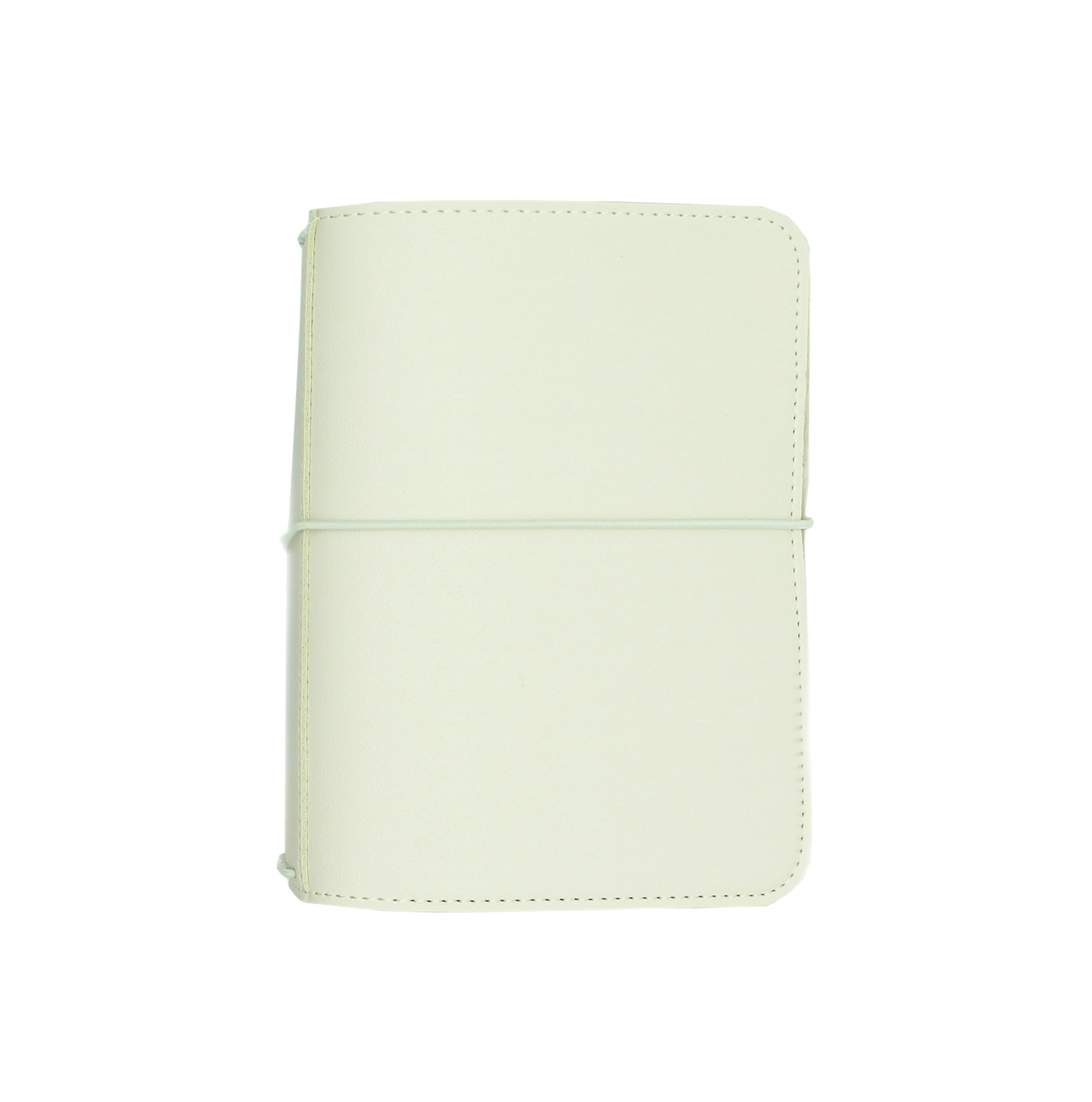 Perfect Fit B6 Traveler's Notebook - Milk (White)