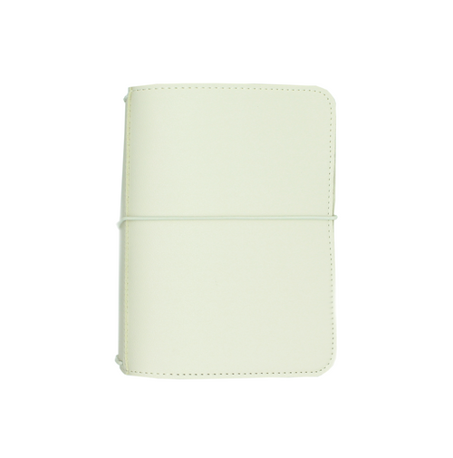 B6 Traveler's Notebook - Milk (White)