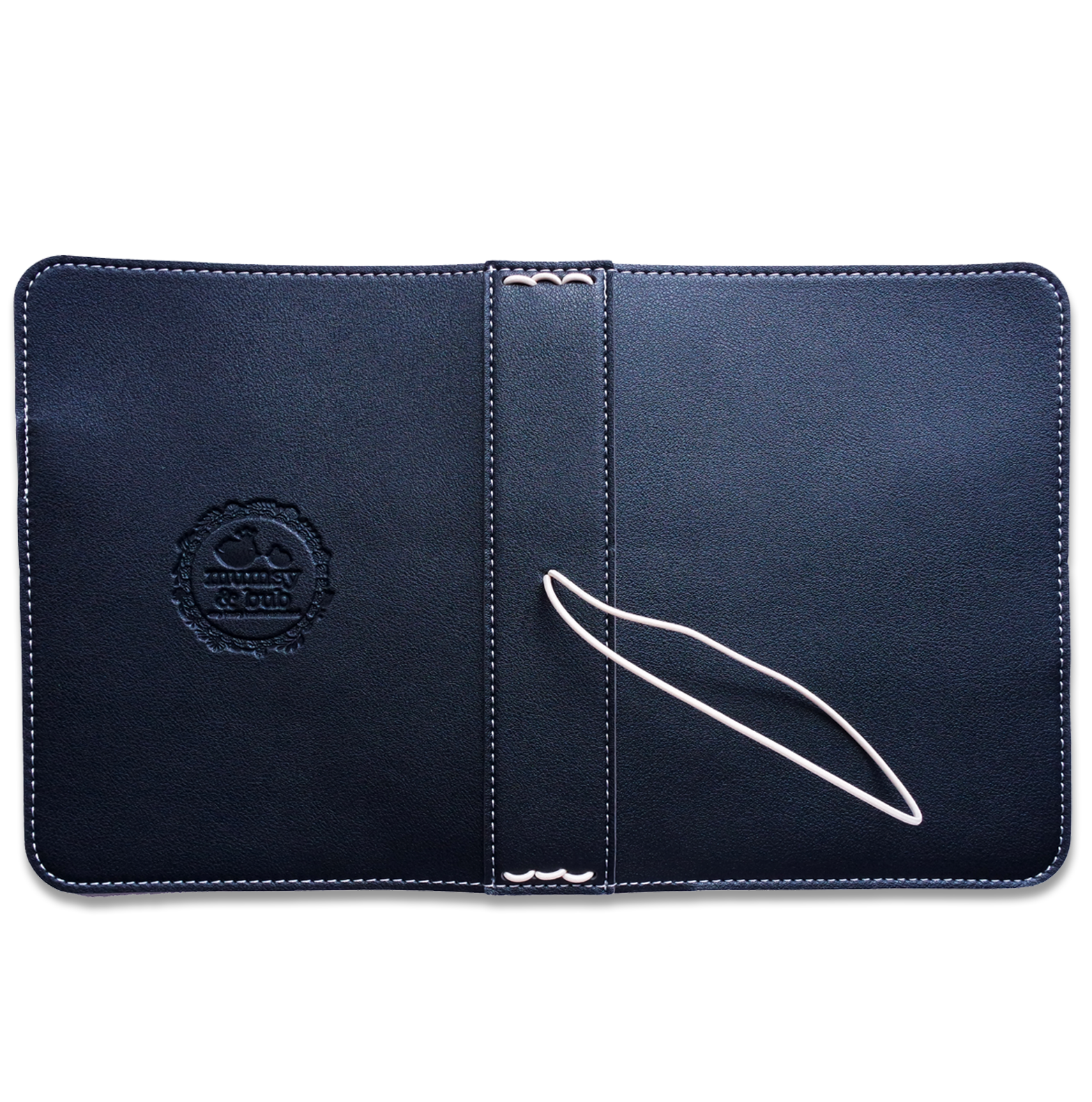 Perfect Fit B6 Travelers Notebook - Raven