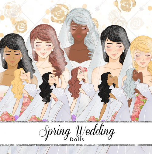 Mega Pack - Spring Wedding