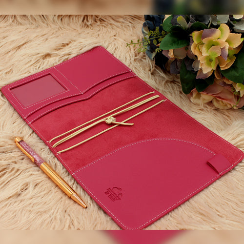 Standard B6 Travelers Notebook - Poppy
