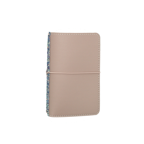 Pocket Travelers Notebook - Lilac Mist Candy