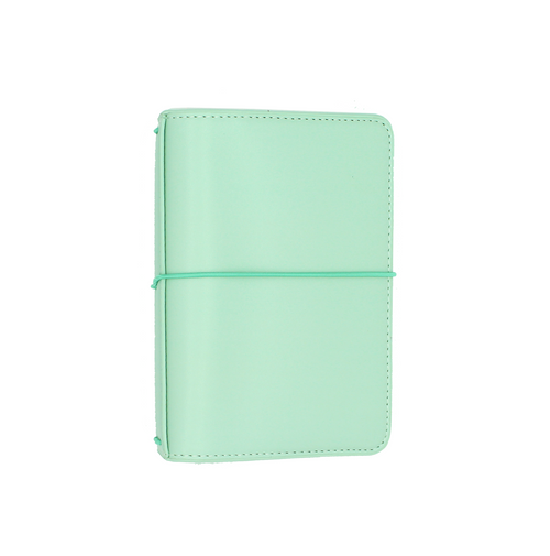 A5 Travelers Notebook - Peppermint