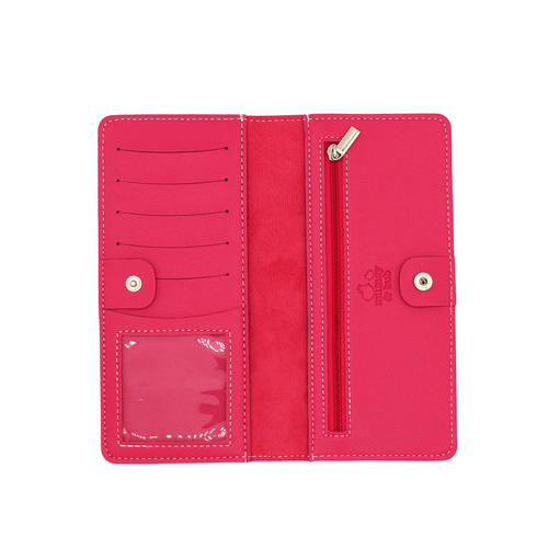 Weeks Wallet Insert - Poppy