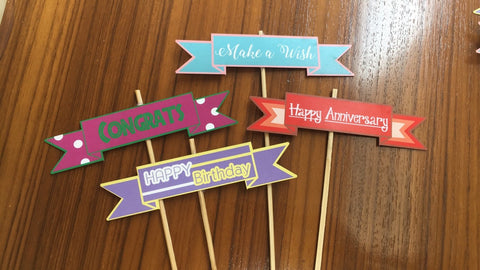 cake topper,vidhika,navvi,cake,dessert,cool,love,unique,birthday,anniversary,pack