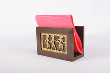 Napkin Holder Brown - Navvi Lifestyle