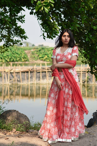 Double Collar Blue Dress - Navvi Lifestyle