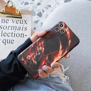 Demon Slayer Phone Case For iPhone