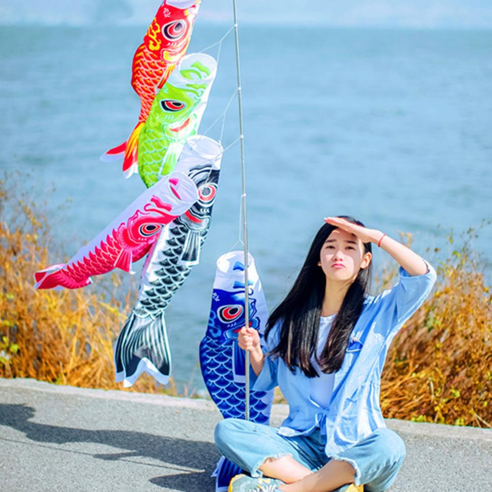 Get Your Koinobori - Beautiful Japanese Carp Streamers