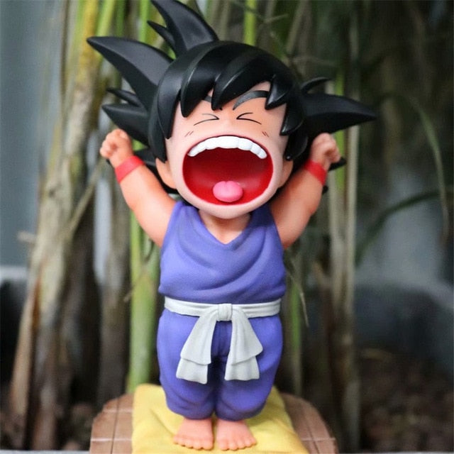 Dragon Ball Figure - Young Sangoku Yawning