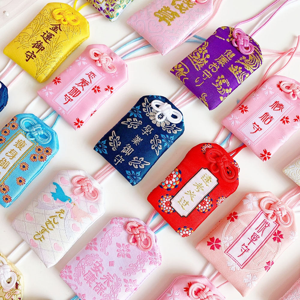 Omamori Charms - Get Your Japanese Lucky Amulets