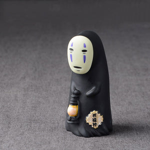 Cute No-Face (Kaonashi) Figure
