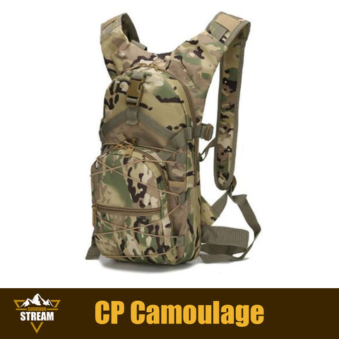 Tactical Camouflage Backpack