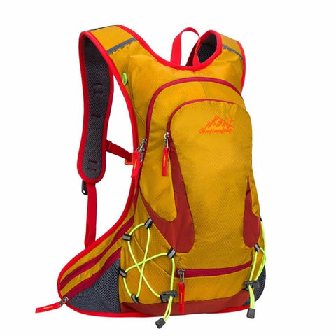Waterproof Camping Backpack Lightweight Outdoor Sports Climbing Riding Cycling
