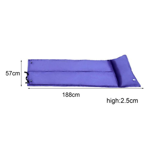 Foldable Automatic Inflatable Sleeping Mat OLightweight Waterproof