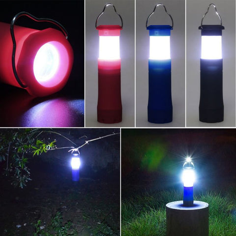 Outdoor Camping Waterproof 3W LED Camping Light