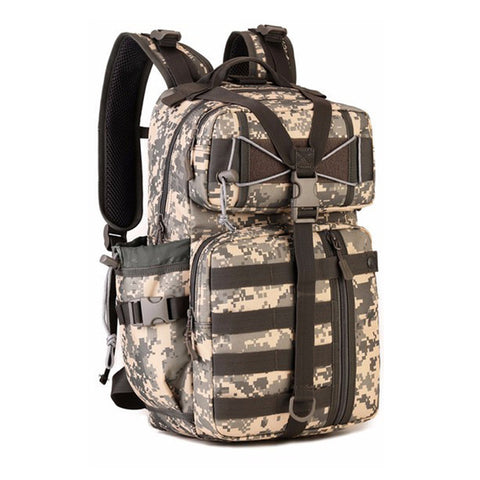 Outdoor Tactical Backpack 900D Waterproof Army Shoulder MilitaryBag