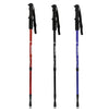 Image of 2pcs Adjustable 3 Section Trekking Poles