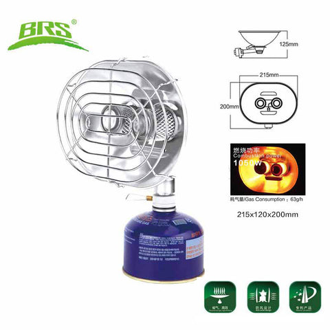 Portable Gas Heater Outdoor CampingPropane Butane Tent Heater