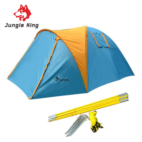 Ultra Light Windproof 150D Waterproof Polyester Tent Breathable