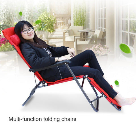 Multifunctional 178*60*88CMChair Foldable Super Lightweight