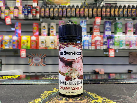 Heaven-Haze - Cherry Vanilla