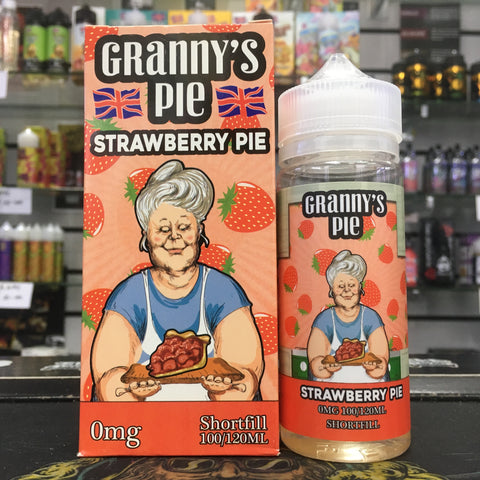 Granny's Pie - Strawberry Pie