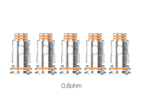 GeekVape Boost Coil Mesh 0.4 ohm 25-33w 5 Pack