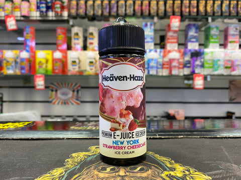 Heaven-Haze - New York Strawberry Cheesecake