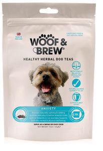Woof & Brew Tea (7 day supply)