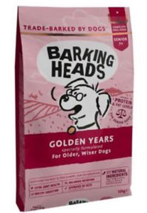 Golden Years - For Older Wiser Dogs