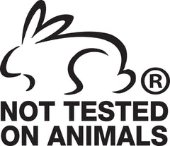 CCF Not Tested on Animals Logo