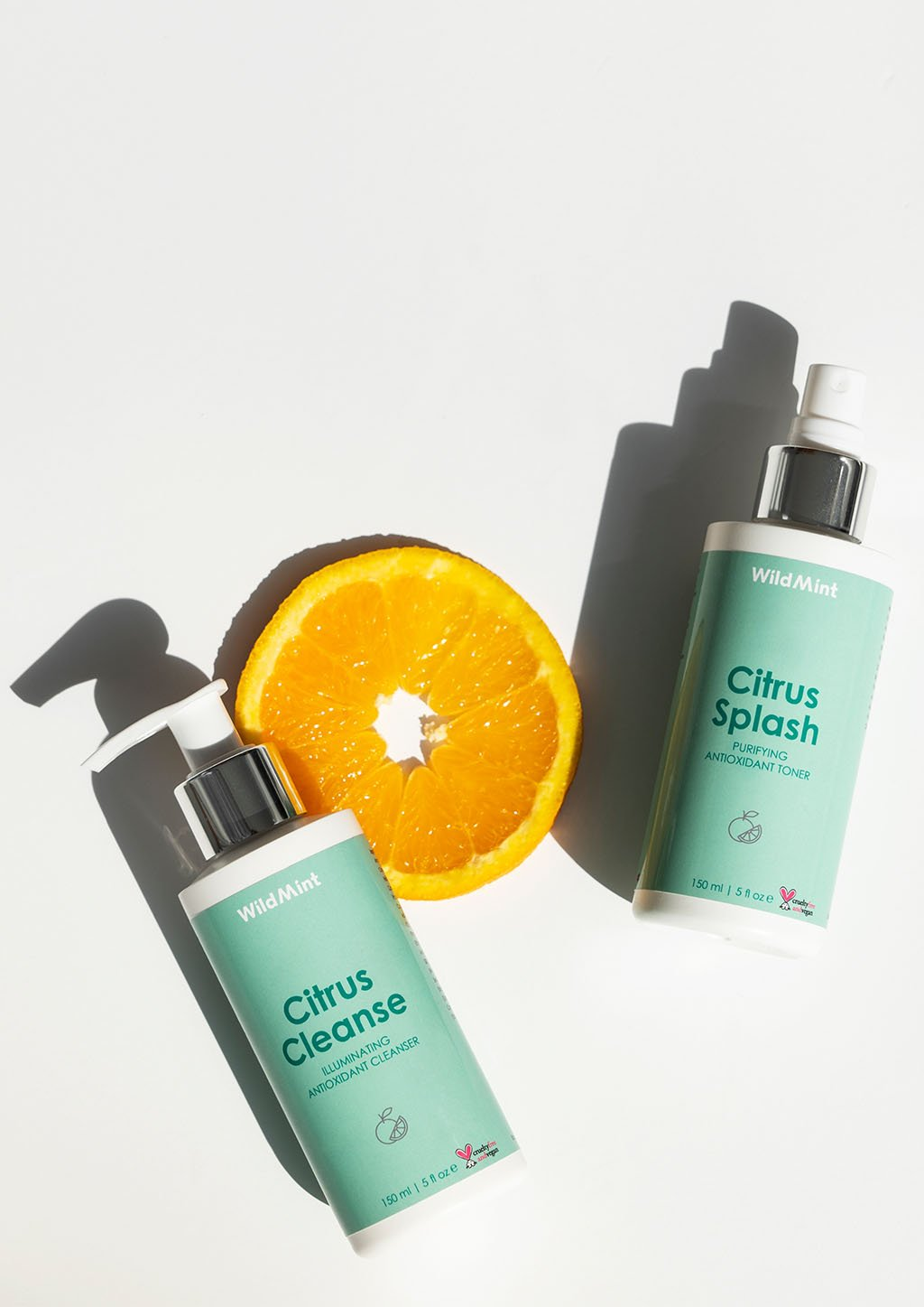 Brighten Up! Vitamin C Duo