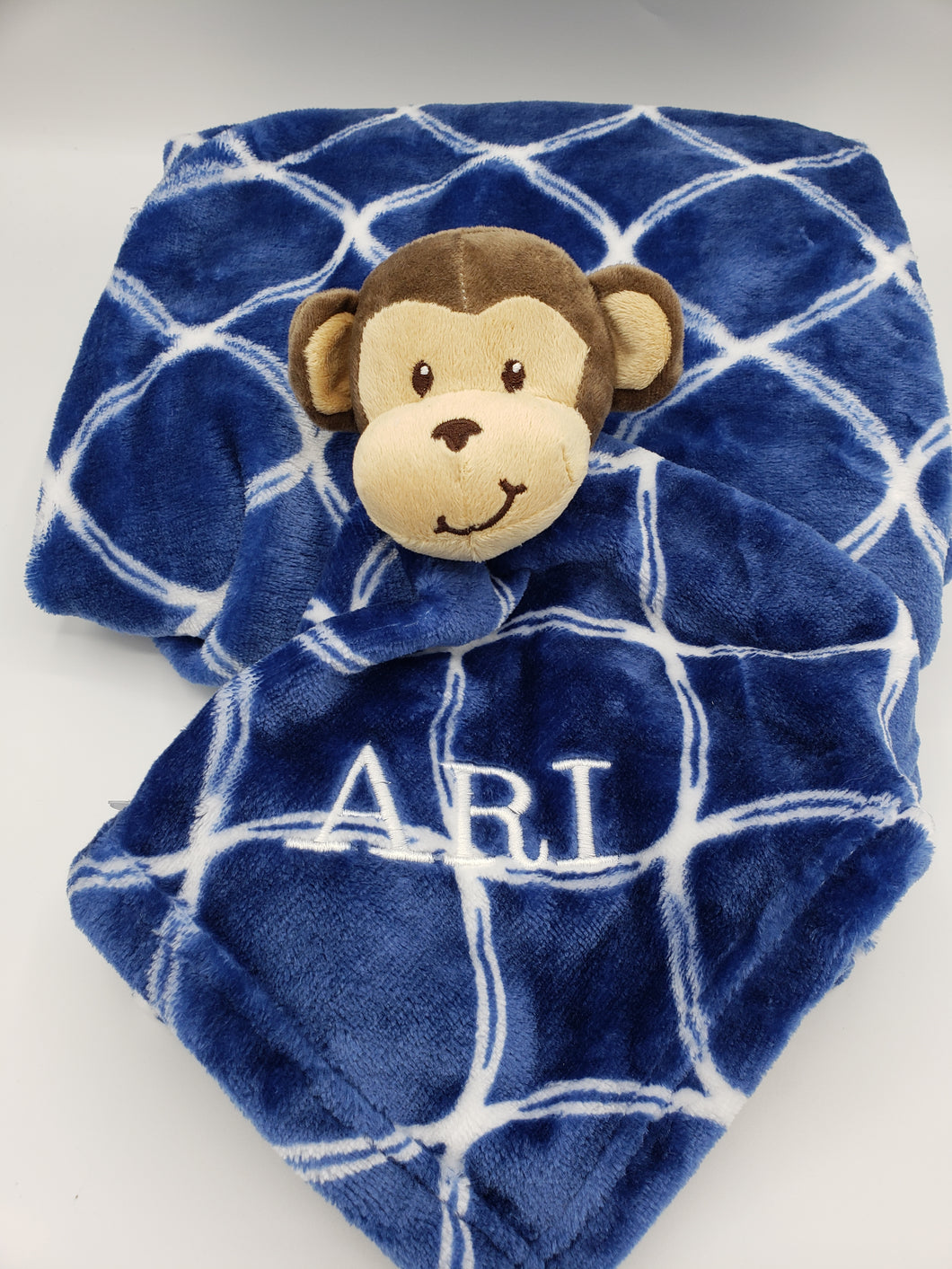 Lovey Gift Set Monkey