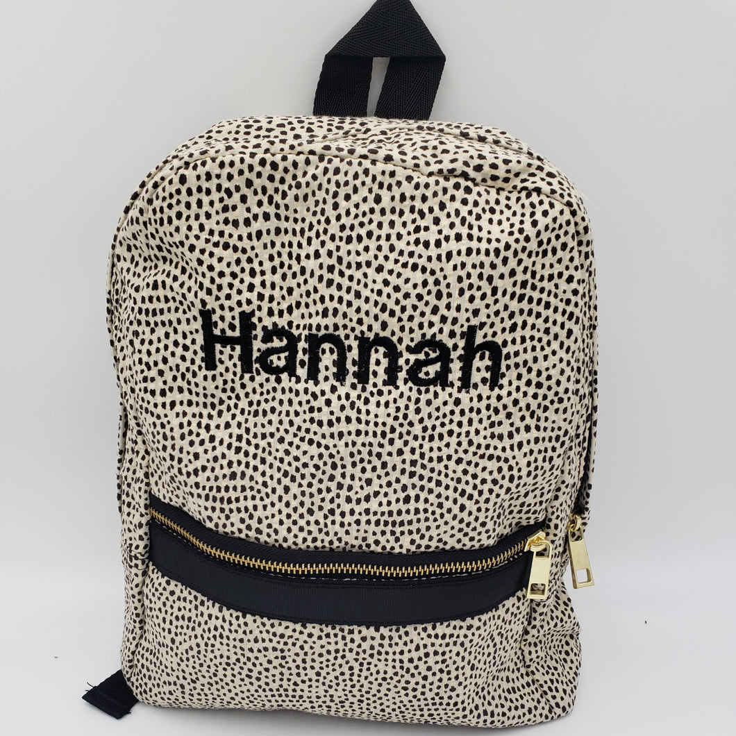 Small Knapsack Cheetah