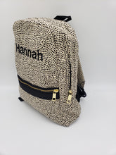 Load image into Gallery viewer, Small Knapsack Cheetah