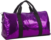 Load image into Gallery viewer, Sequin Duffle Bag