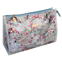 Load image into Gallery viewer, Sparkle Cosmetic Bag