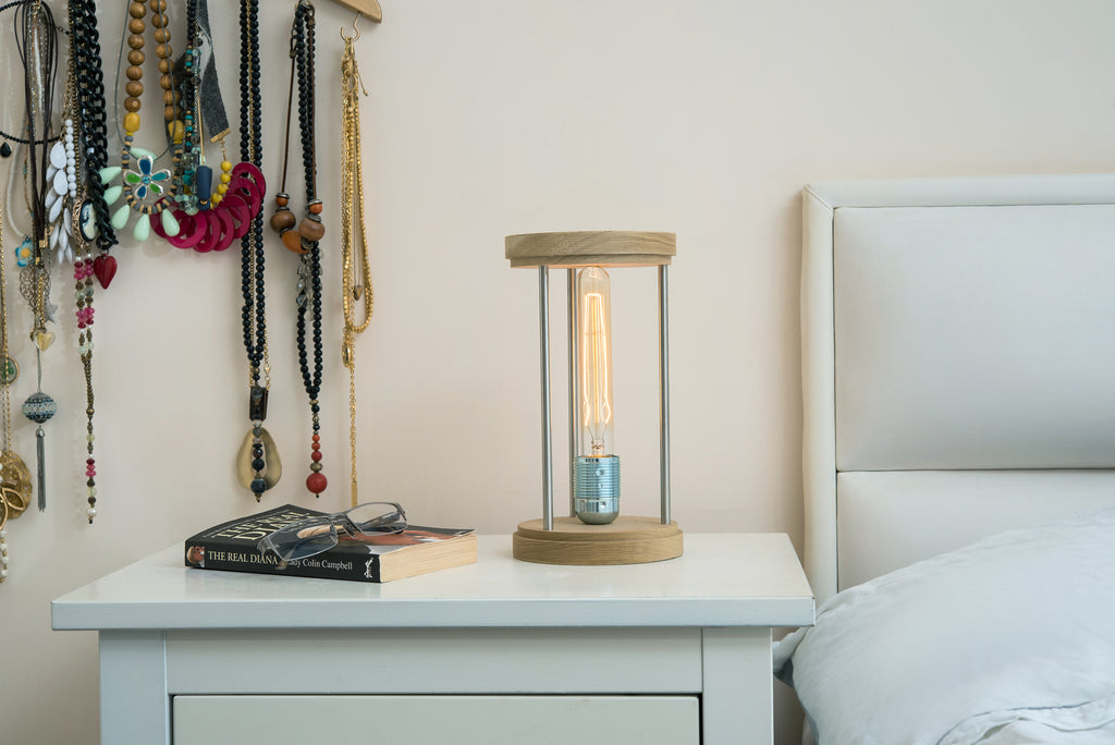 Sand-Watch Table Lamp