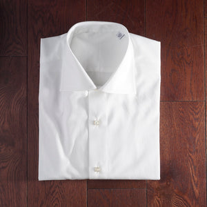 Sartoria Formosa White Twill Shirt