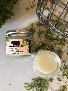 Pure Bear Oil Blend 1 oz
