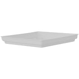 Almi accent square planter tray for an elegant look - Shopper45store