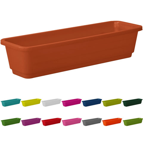 Almi window plastic box planter - Shopper45store