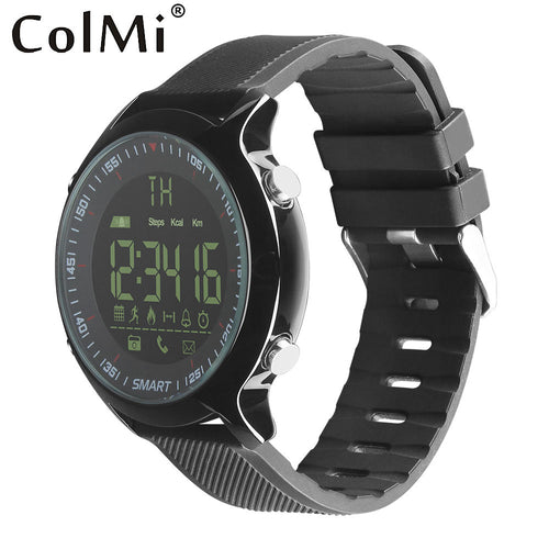 ColMi Smart Watch Waterproof IP68 5ATM Passometer Message Ultra-long Standby Outdoor Swimming Sport Smartwatch - Happysale24