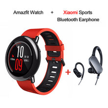 Xiaomi Huami Watch AMAZFIT Pace GPS Running Bluetooth 4.0 Sports Smart Watch MI Heart Rate Monitor CE - Happysale24